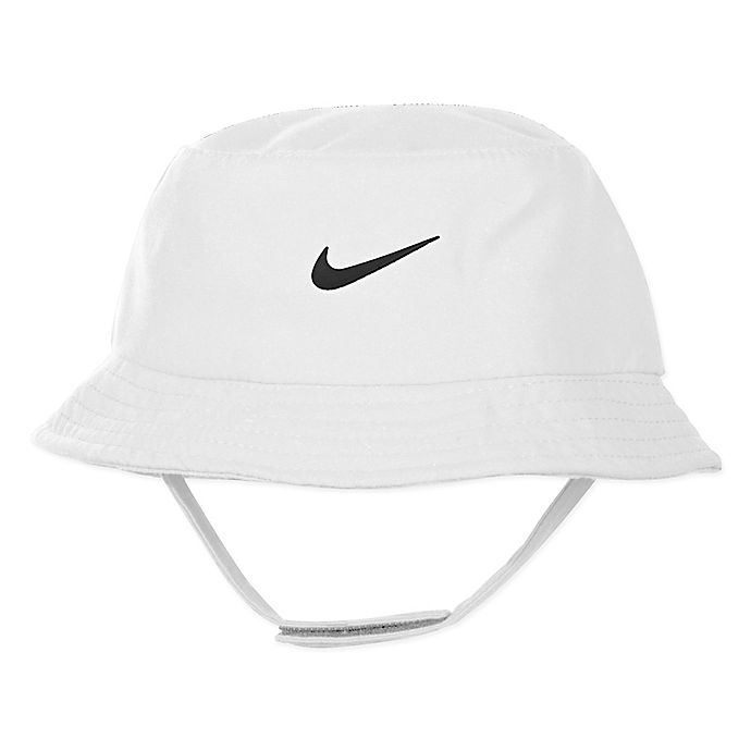 Alternate image 1 for Nike® Bucket Hat in White