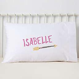 Tribal Inspired Girl Pillowcase