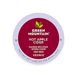 Keurig® K-Cup® Pack 16-Count Green Mountain™ Naturals Hot Apple Cider Coffee
