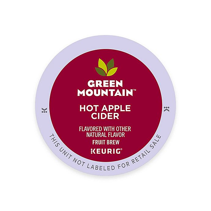Keurig 174 K Cup 174 Pack 16 Count Green Mountain Hot Apple