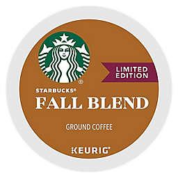 Keurig® K-Cup® Pods 16-Count Starbucks® Fall Blend 2018 Medium Roast Coffee