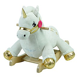 Rockabye™ Angel the Unicorn Musical Rocker