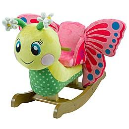 Rockabye™ Flutter the Butterfly Musical Rocker