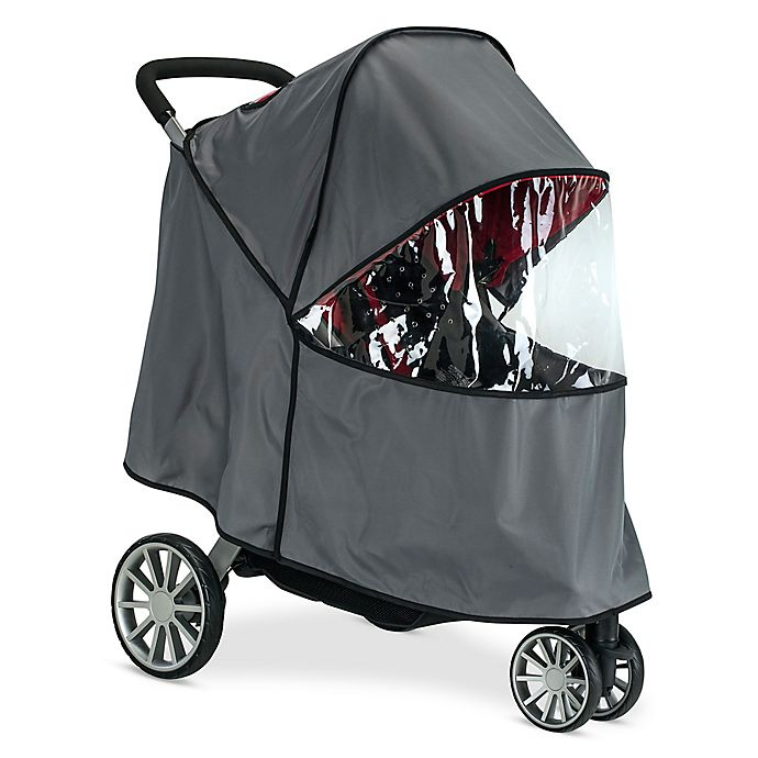 Alternate image 1 for BRITAX® B-Lively Rain Cover in Grey