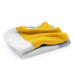 Bugaboo Light Cotton Blanket in Bright Yellow