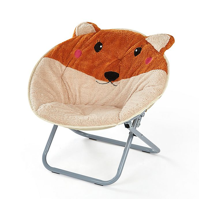 Stupendous Heritage Kids Microfiber Animal Chair Buybuy Baby Ocoug Best Dining Table And Chair Ideas Images Ocougorg