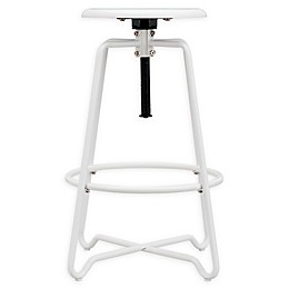 Southern Enterprises Gaige Adjustable Stool