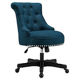 Regan Azure Office Chair in Blue