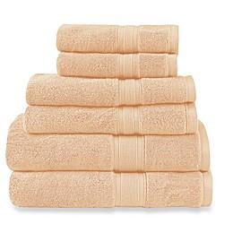 Wamsutta® Icon PimaCott® 6-Piece Bath Towel Set