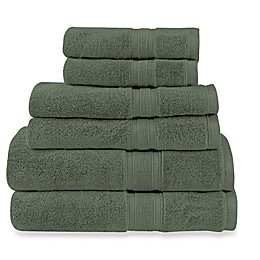 Wamsutta® Icon PimaCott® 6-Piece Bath Towel Set