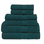 Wamsutta® Icon PimaCott® 6-Piece Bath Towel Set in Biscayne Bay