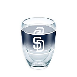 Tervis® MLB San Diego Padres 9 oz. Stemless Wine Glass
