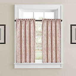 Horizons 45-Inch Window Curtain Panels in Blush (Set of 2)
