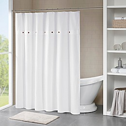 Madison Park Finley Shower Curtain
