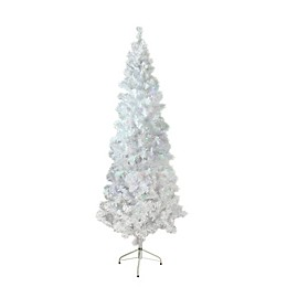 Northlight Pre-Lit Winston Pine Christmas Tree in White