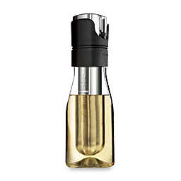rabbit® Wine Chilling Carafe with Black Cap