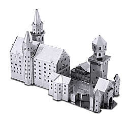 Fascinations Metal Earth 3D Neuschwanstein Castle Model Kit