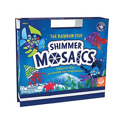 MindWare The Rainbow Fish Shimmer Mosaics