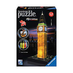 Ravensburger 216-Piece 3D Big Ben Puzzle , Night Edition