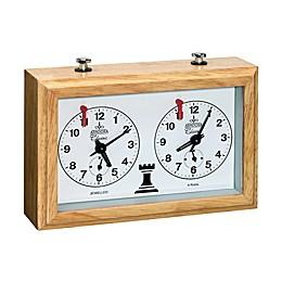 John N. Hansen Co. Classic Game Collection - Chess Clock Tournament Style