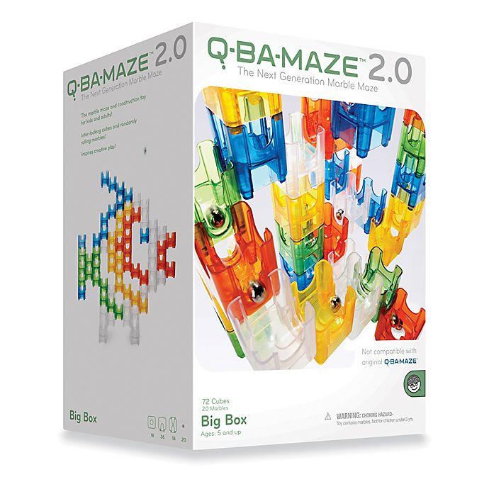 Alternate image 1 for MindWare Q-BA-MAZE 2.0 Big Box