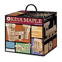 MindWare® 400-Piece KEVA® Maple Plank Set