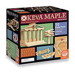 MindWare® 50-Piece KEVA® Maple Plank Set