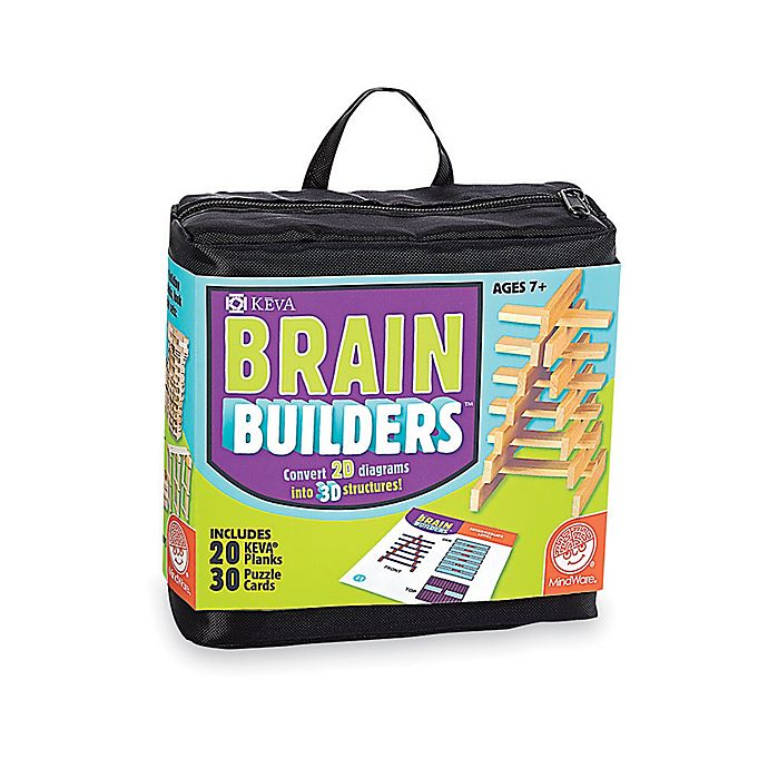 Alternate image 1 for MindWare® KEVA® Brain Builders