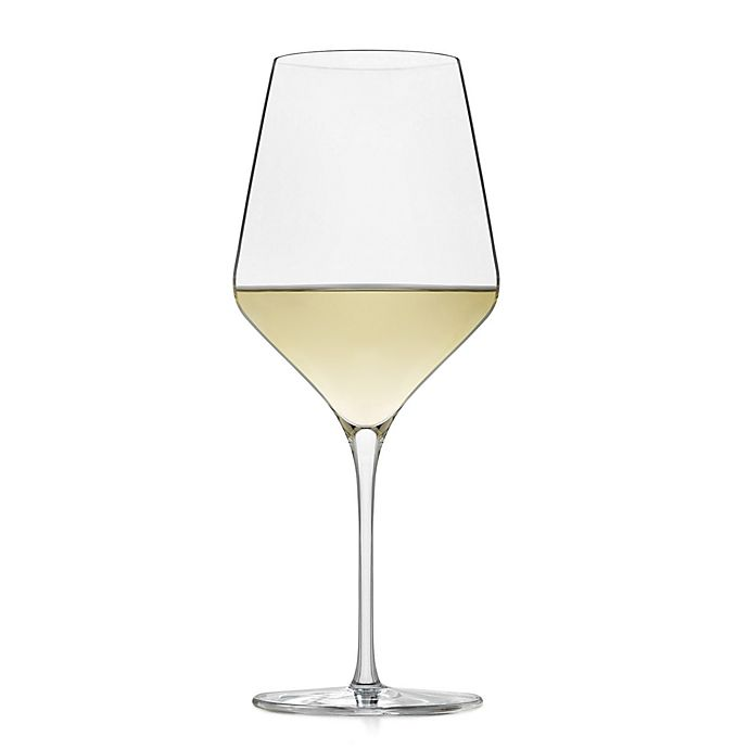 Alternate image 1 for Libbey® Glass Signature Greenwich White Wine Glasses (Set of 4)