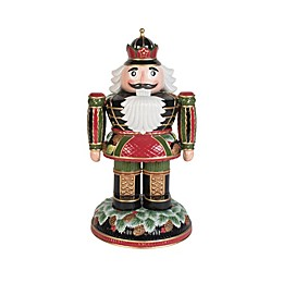 Fitz and Floyd® 14.5-Inch Holiday Pine Cone Nutcracker