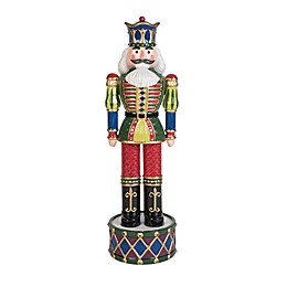 Fitz and Floyd® 17-Inch Holiday Prince Nutcracker