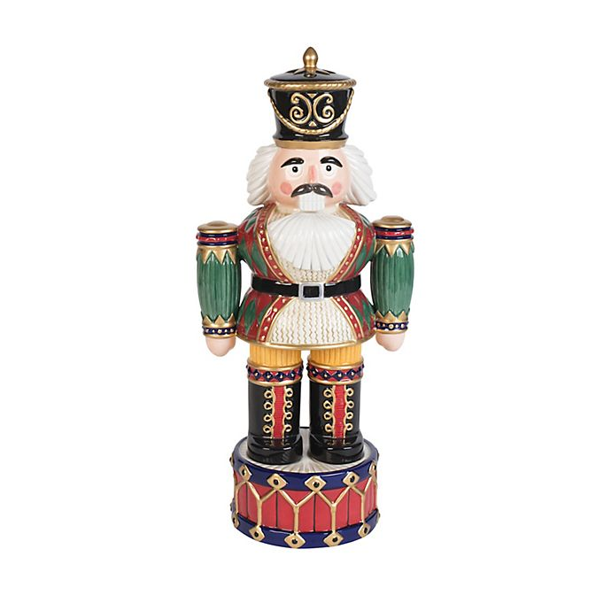 Alternate image 1 for Fitz and Floyd® 14.75-Inch Holiday Soldier Nutcracker