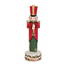 Fitz and Floyd® 12.5-Inch First Ladies Toyland Nutcracker with Horn