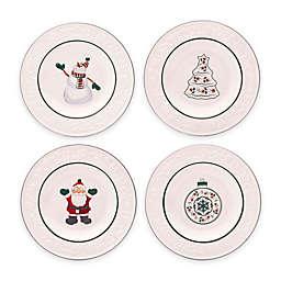 Pfaltzgraff® Winterberry Accent Plates (Set of 4)