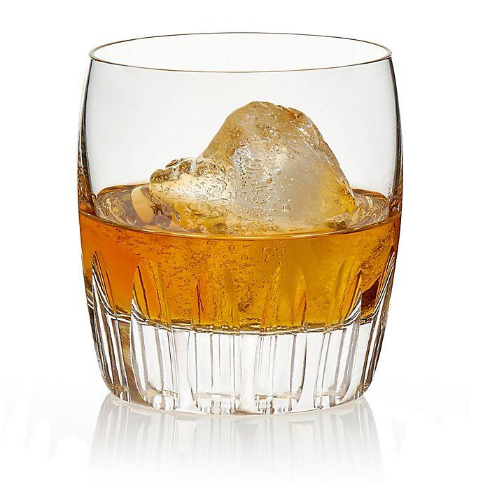 Alternate image 1 for Libbey® Signature Kentfield Chisel Rocks Glasses (Set of 4)