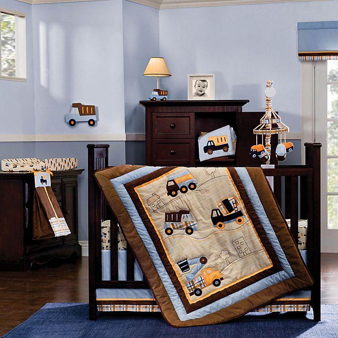 Carter's® Street Fleet Crib Bedding Collection | Bed Bath ...