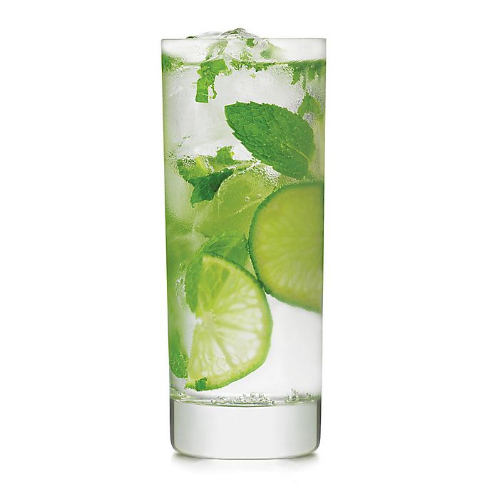 Alternate image 1 for Libbey® Signature Stinson Cooler Glasses (Set of 8)