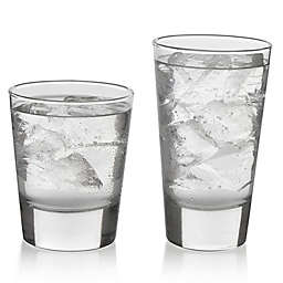 Libbey® Geo 16-Piece Glass Set