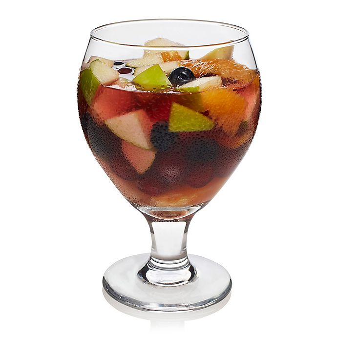 Alternate image 1 for Libbey® Classic Sangria Glasses (Set of 4)