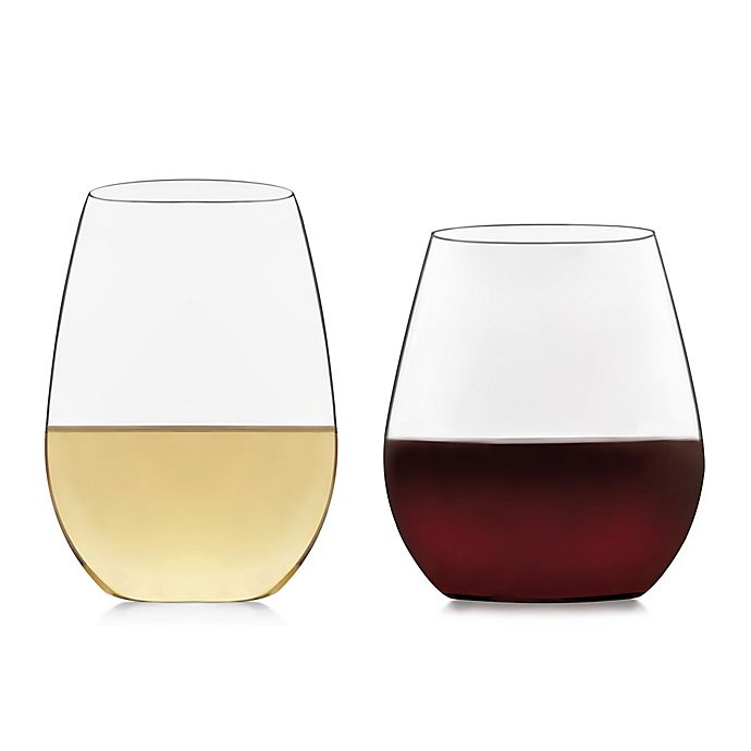 Alternate image 1 for Libbey® Signature Kentfield 12-Piece Stemless Wine Glass Party Set