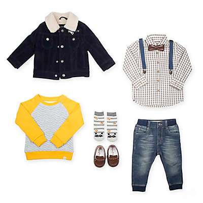 Boy's Fall Fashion Style Collection