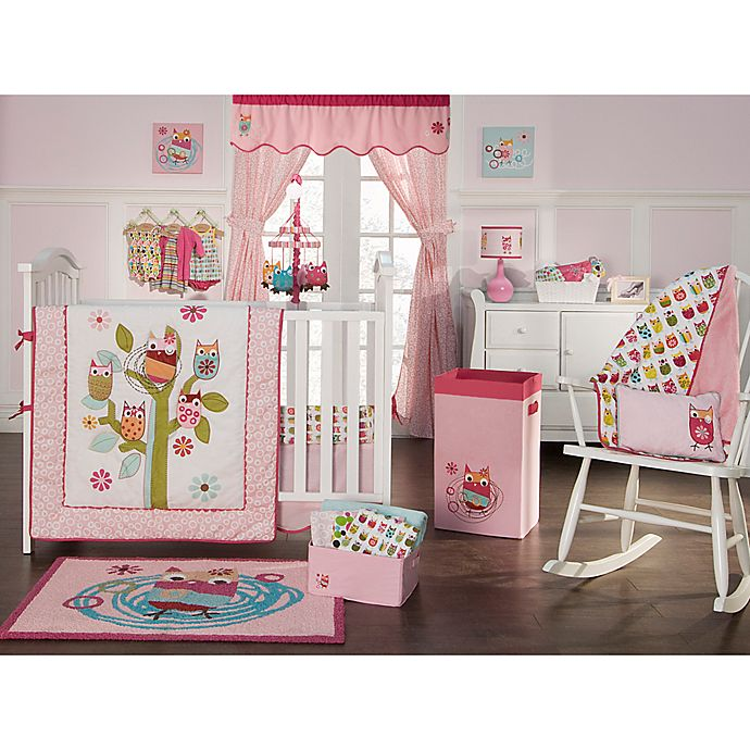 Zutano Owls Crib Bedding Collection Bed Bath Beyond