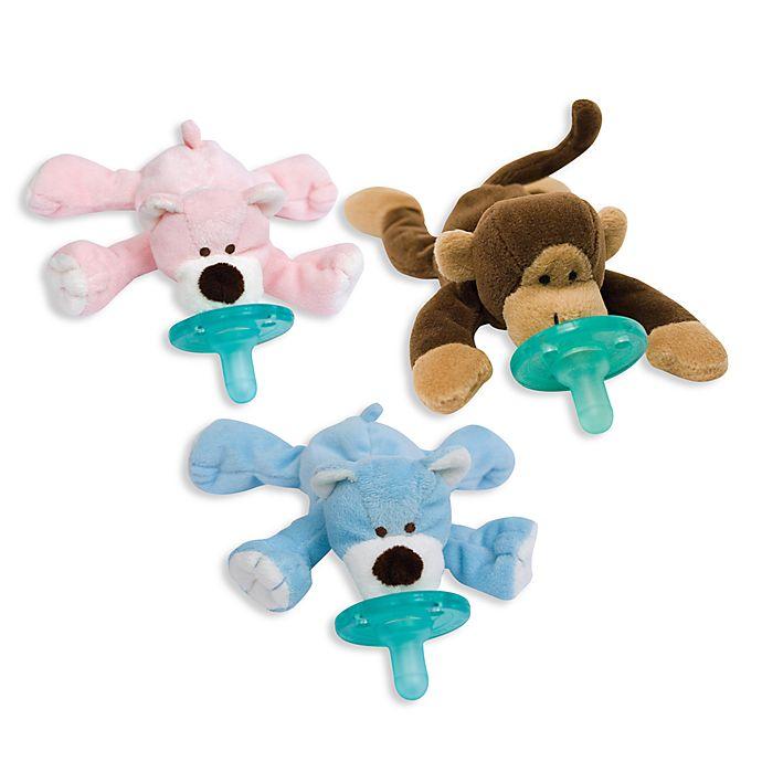 Alternate image 1 for WubbaNub™ Plush Toy Infant Pacifier