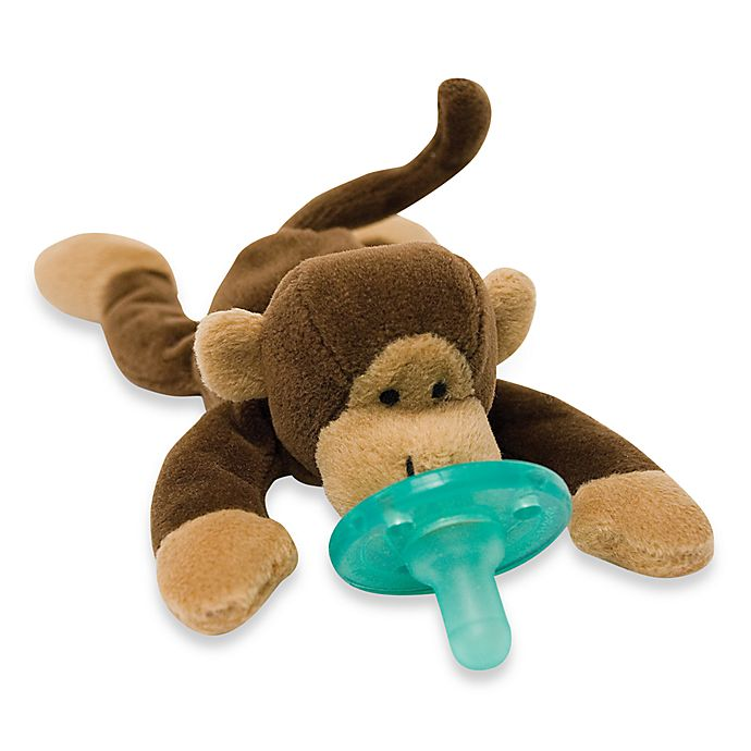 WubbaNub™ Monkey Infant Pacifier | buybuy BABY