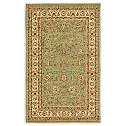 Unique Loom St. Louis Agra Rug in Green