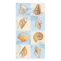 Sounds of the Sea Guest Paper Napkins