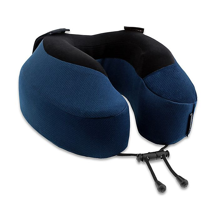 Alternate image 1 for Cabeau® Evolution® Travel Pillow in Navy