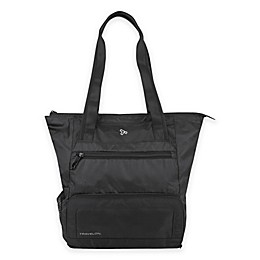 Travelon® Anti-Theft Packable Tote Bag in Black