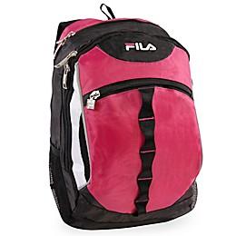 FILA Dome Backpack in Fuchsia