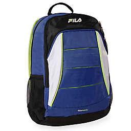 FILA Horizon Laptop Backpack in Blue